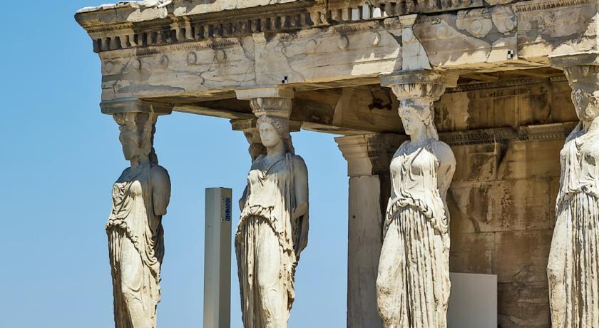Parthenon Airotel фото туристов