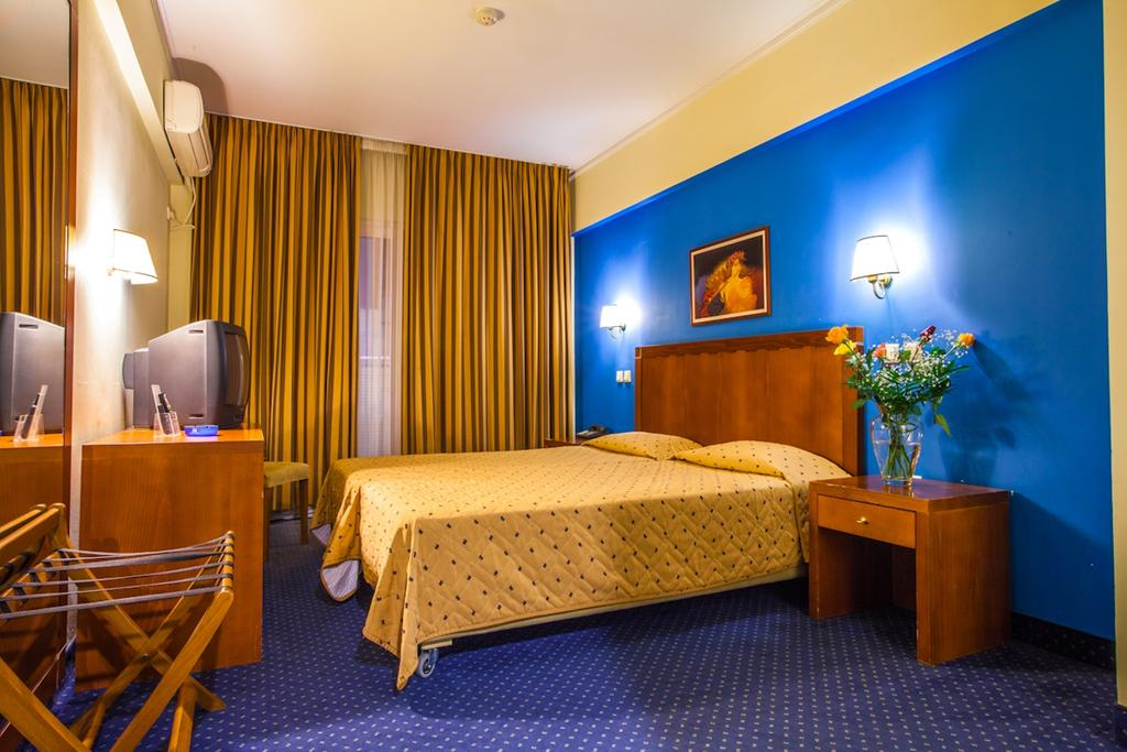Отдых в отеле Marina Hotel Athens