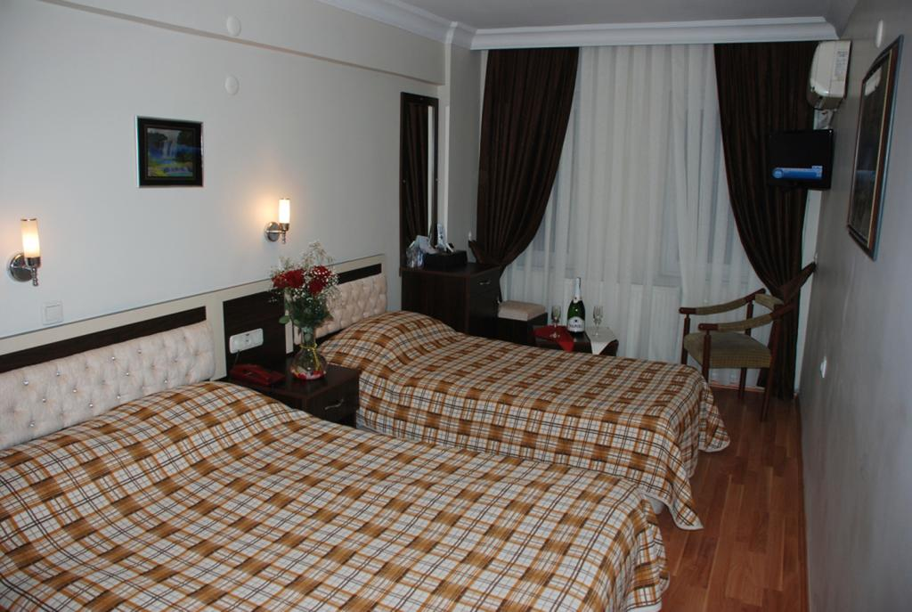 Отдых в отеле Grand Mark Hotel