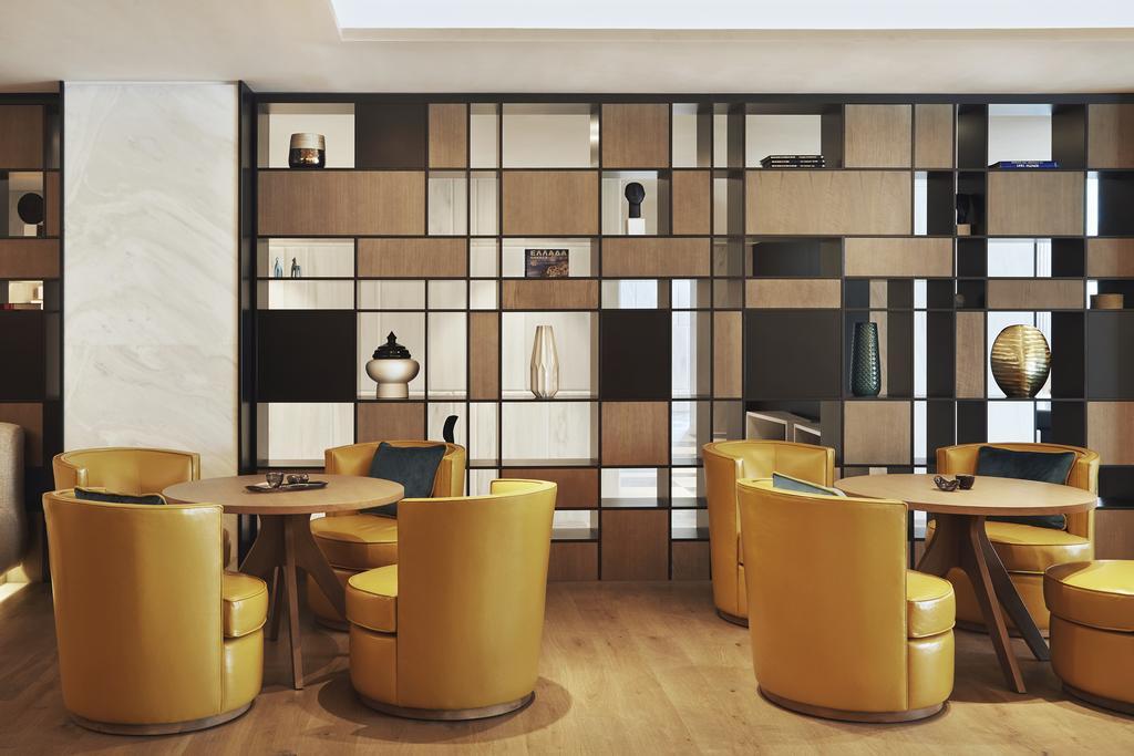 Фото отеля Grand Hyatt Athens (ex. Athens Ledra)
