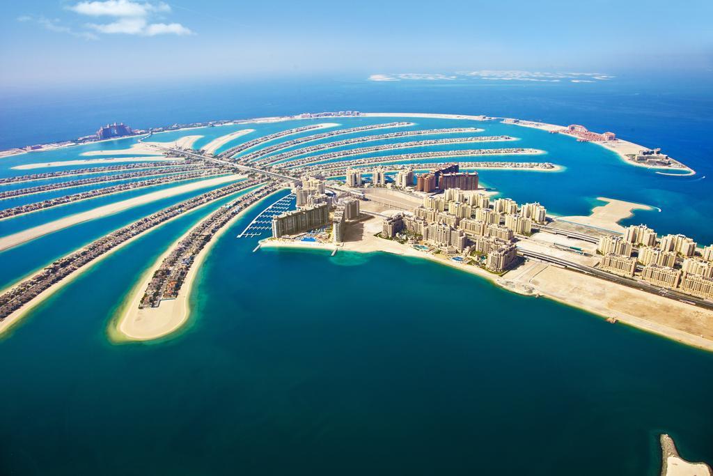 Fairmont The Palm, Дубай Пальма, ОАЕ, фотографії турів