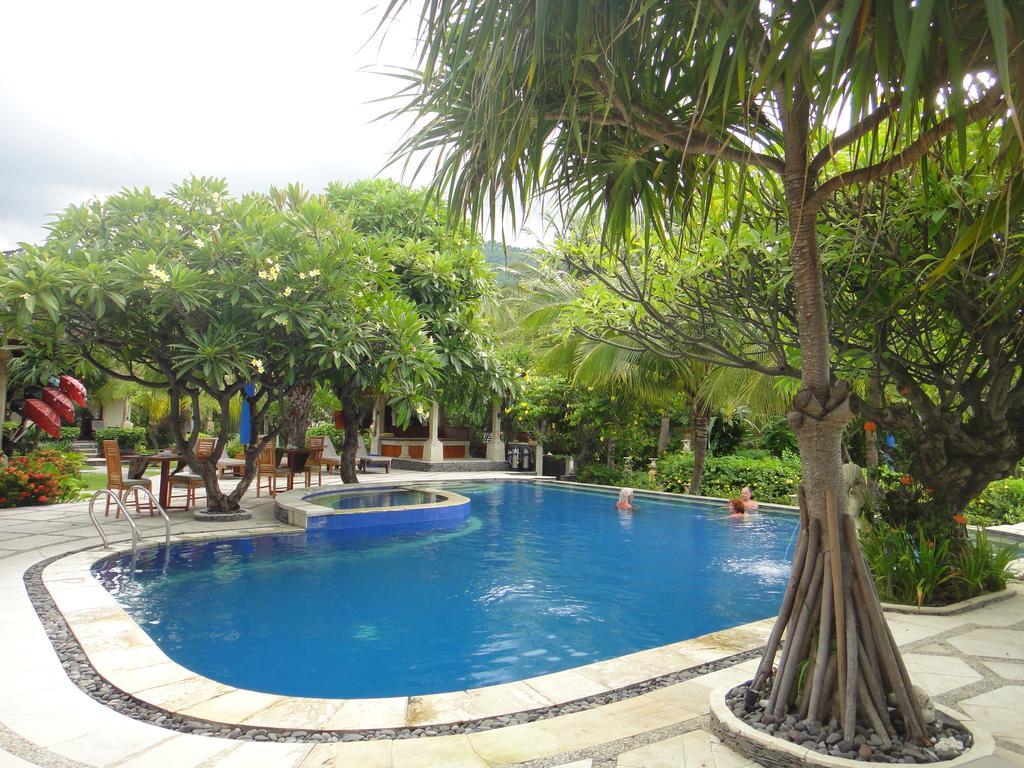 Отдых в отеле Arya Amed Beach Resort Карангасем