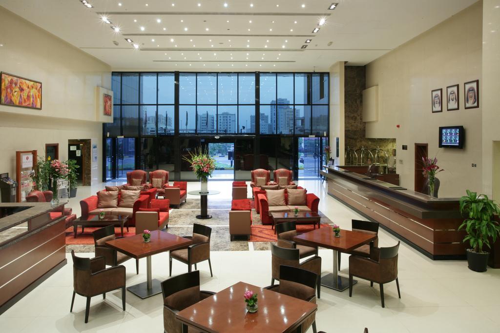 Горящие туры в отель Ramada Hotel & Suites Ajman Аджман