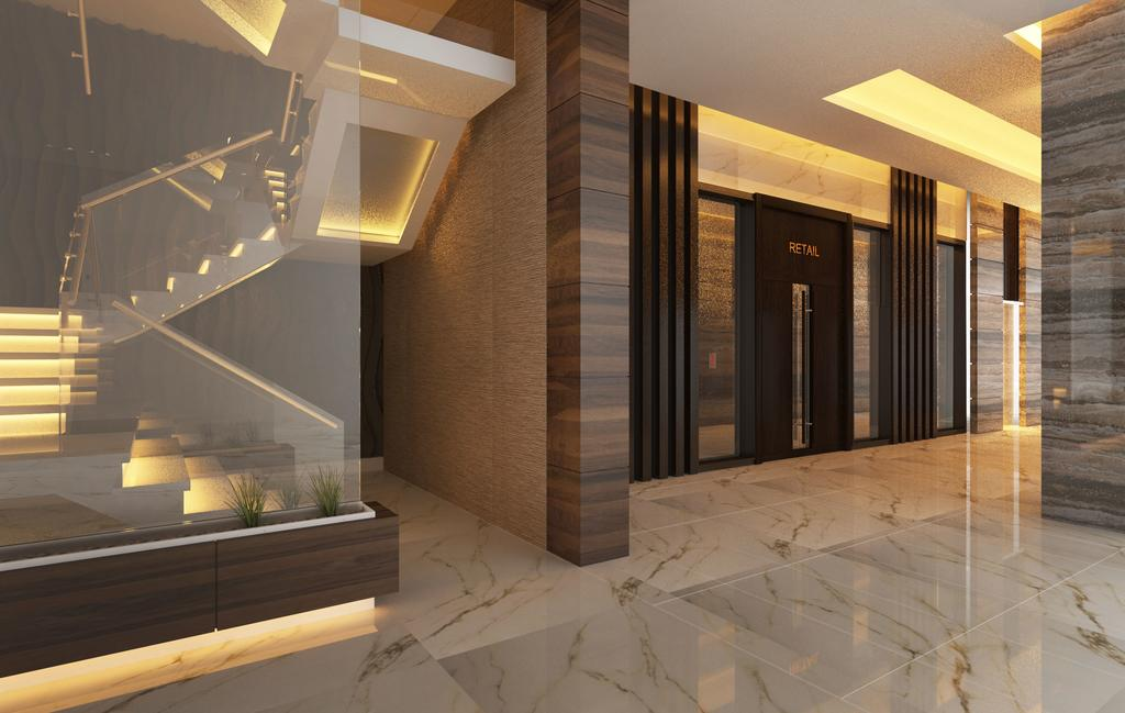 ОАЭ Radisson Blu Hotel Dubai Waterfront
