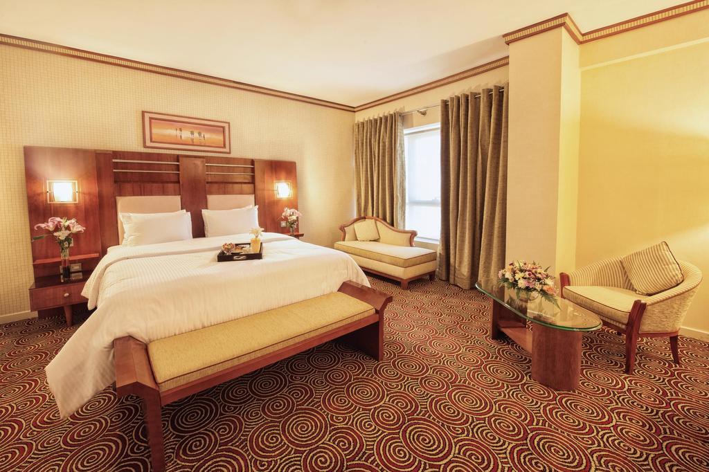 ОАЭ Grand Central Hotel Dubai