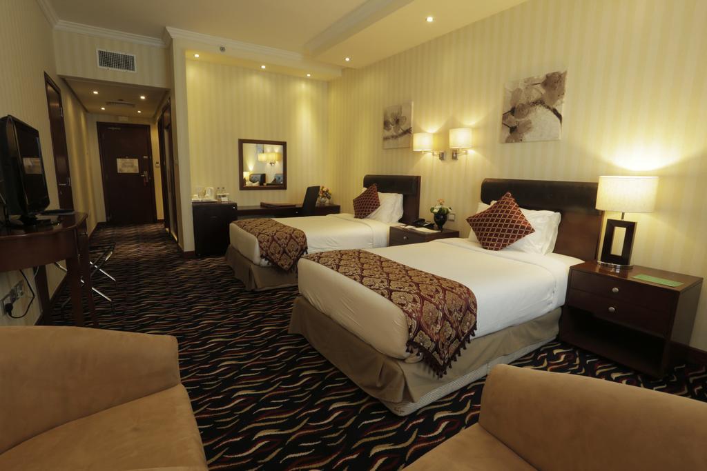 Отдых в отеле Cassels Al Barsha Hotel Дубай (город)