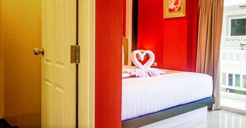 Отель, Таиланд, Паттайя, Kristine Hotel by New Nordic