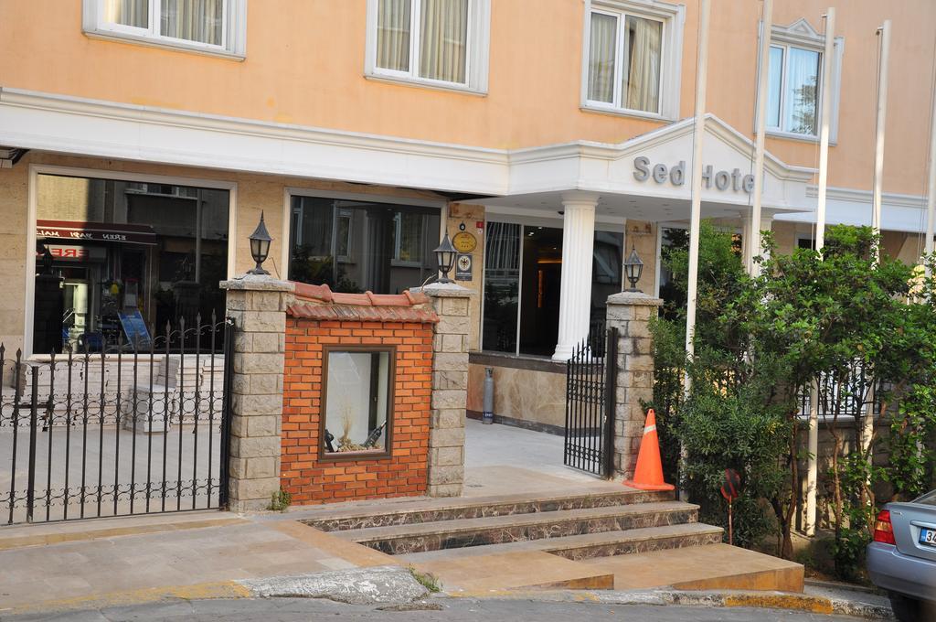 Фото отеля Sed Hotel
