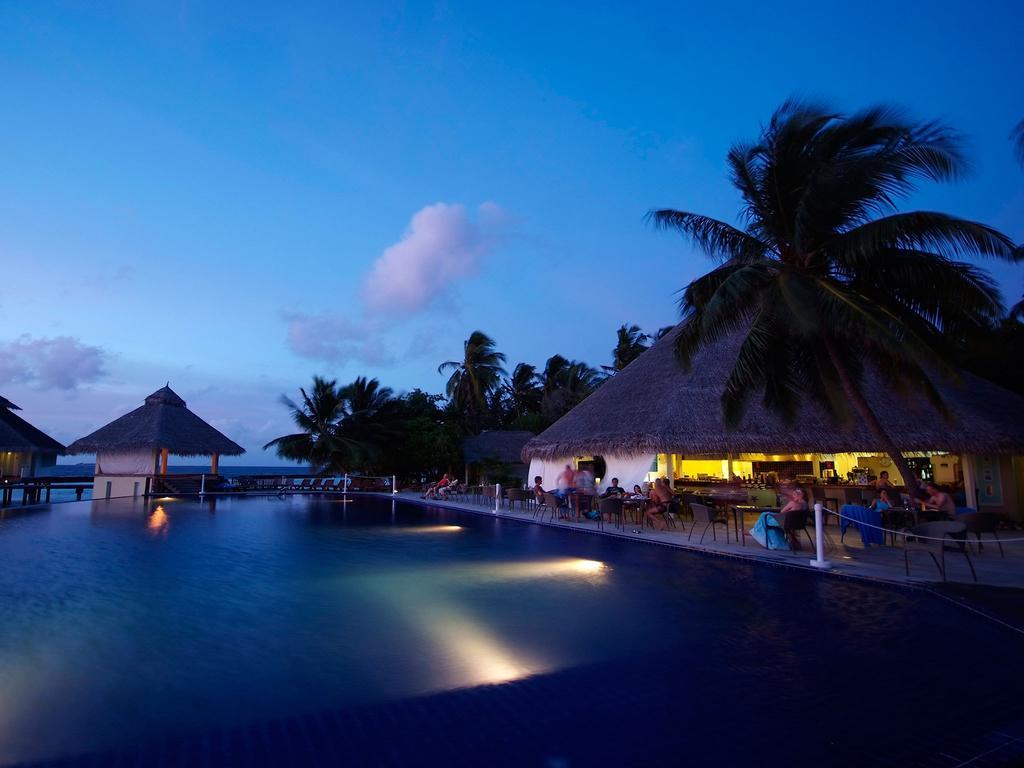 Отзывы об отеле Ellaidhoo Maldives by Cinnamon (ex.Chaaya Reef Ellaidhoo)