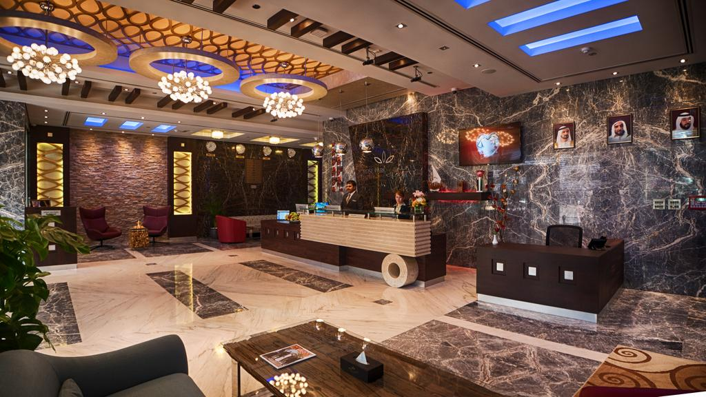 Rose Park Hotel Al Barsha ОАЕ ціни