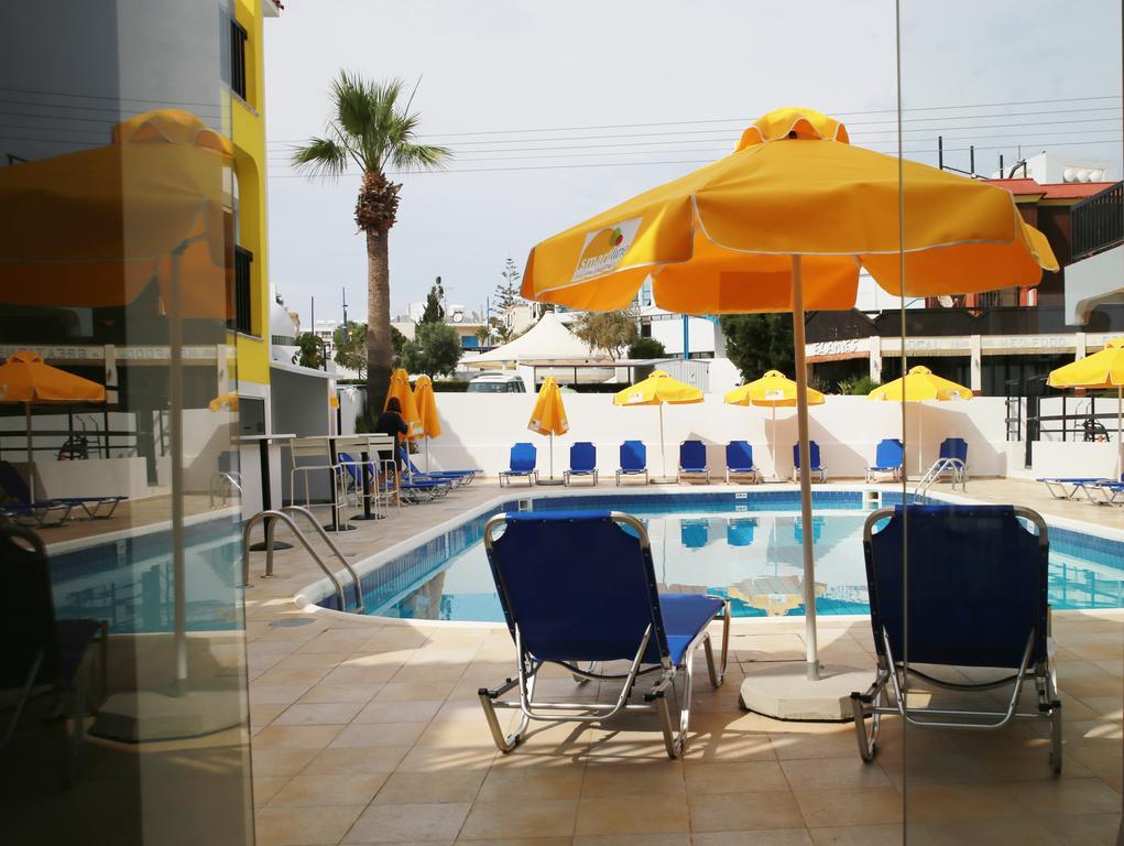 Sea Cleopatra Napa Hotel (ex. Smartline Cleopatra Annex Apartments), Кипр, Айя-Напа, туры, фото и отзывы