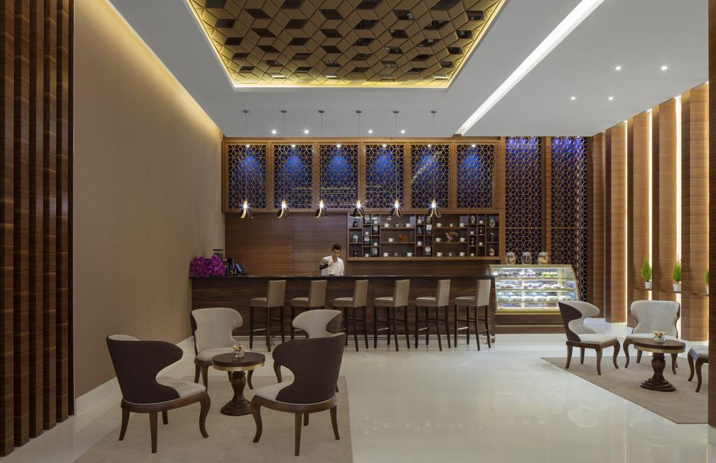 Radisson Blu Hotel Dubai Waterfront ОАЭ цены