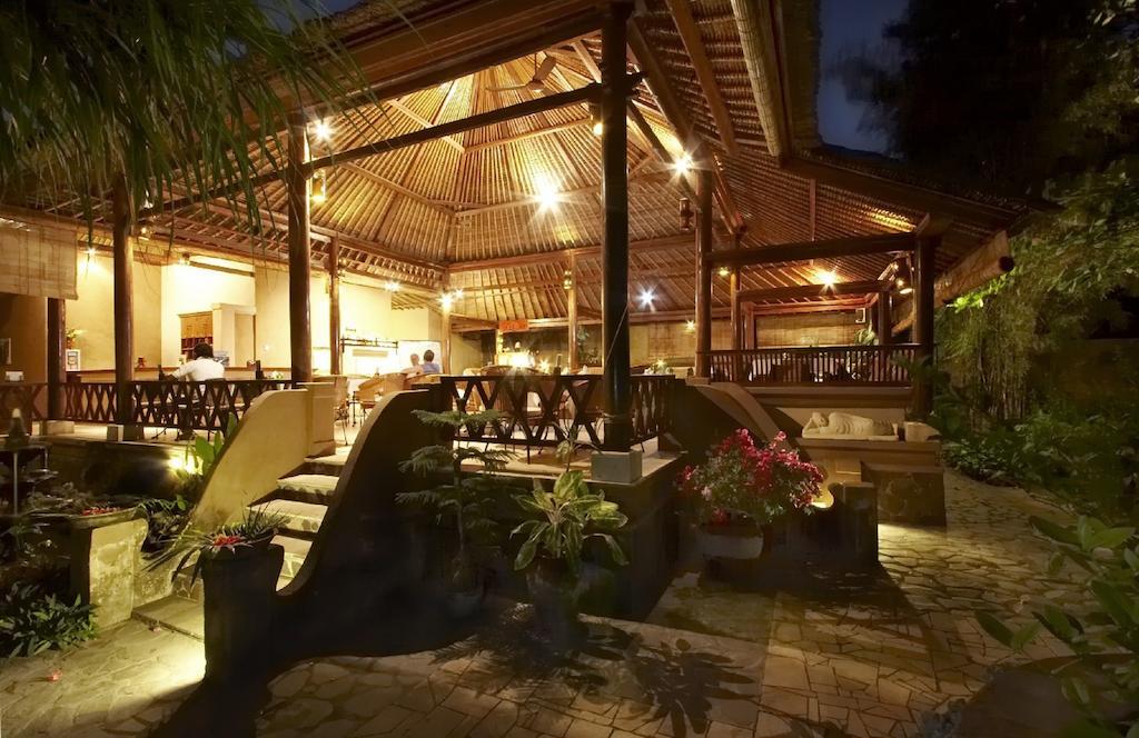 Отдых в отеле Santai Bali