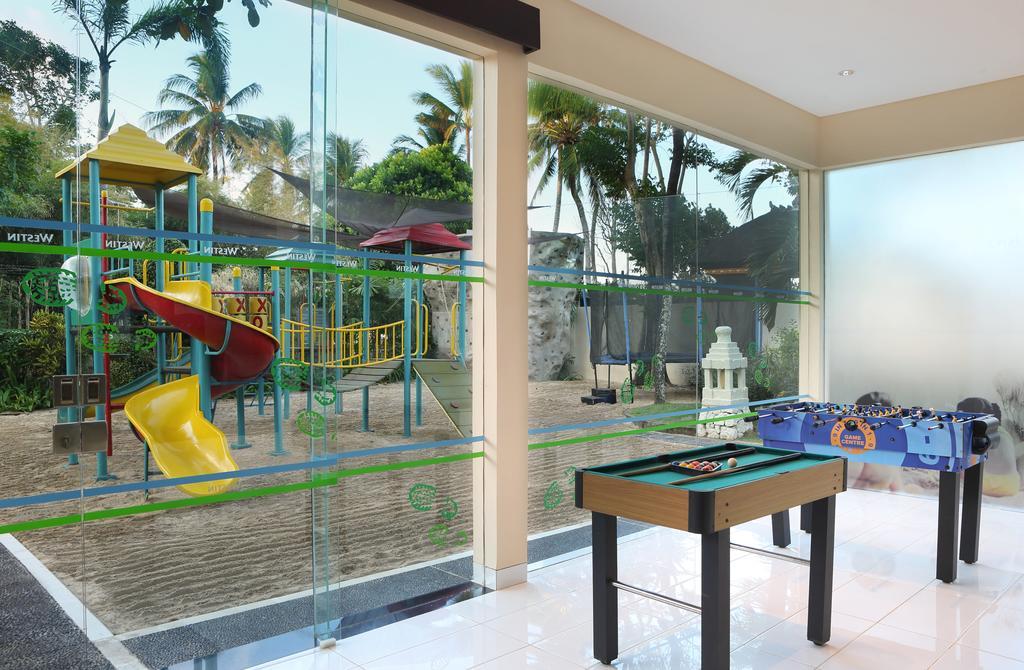 Отзывы об отеле The Westin Resort Nusa Dua