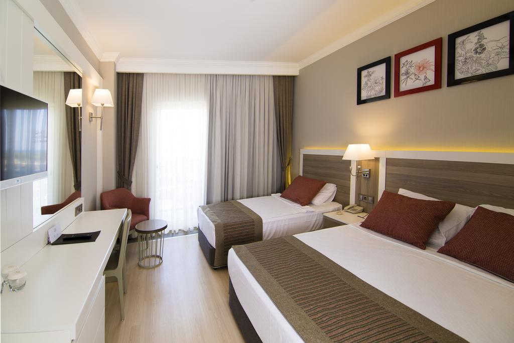 Відпочинок в готелі Port River Hotel & Spa Сіде Туреччина