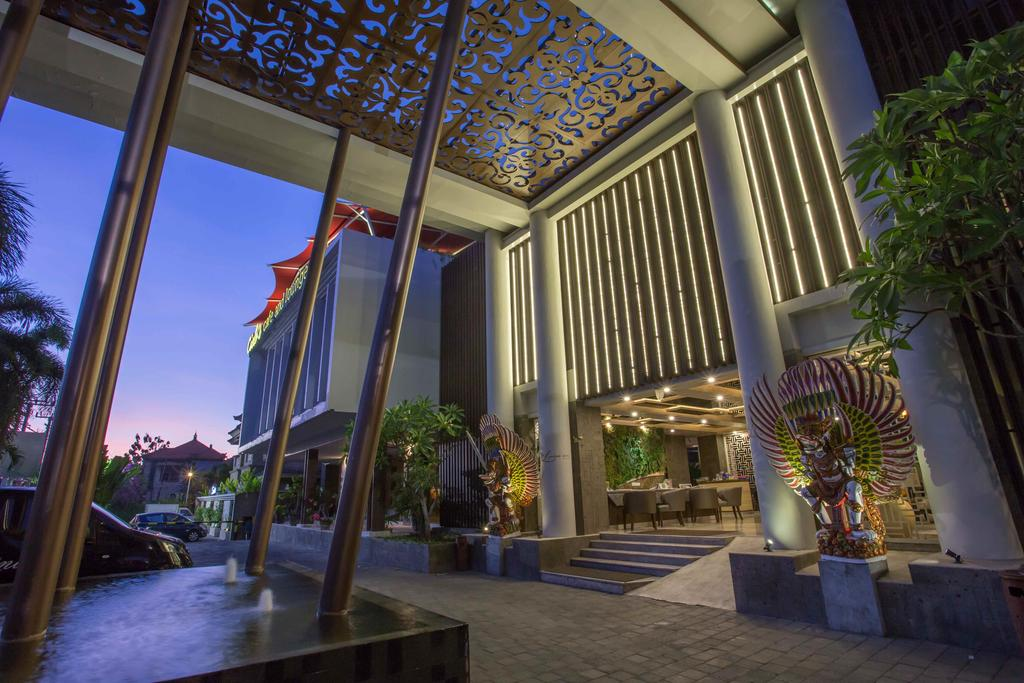 Нуса-Дуа The Lerina Hotel Nusa Dua
