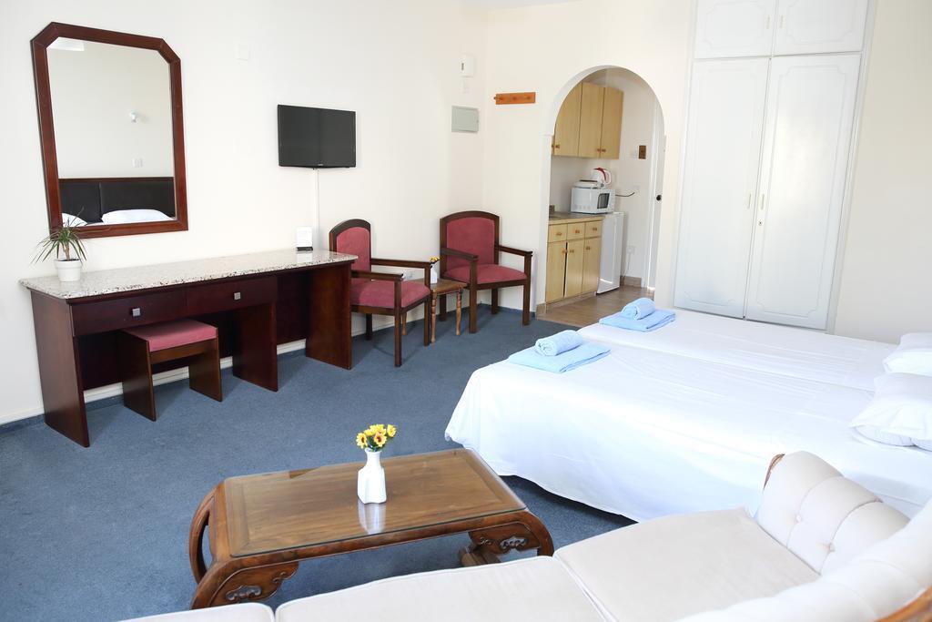 Antonis G Hotel Apartments, Кипр, Ларнака
