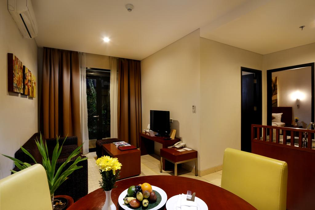 Отдых в отеле Grand Kuta Hotel & Residences