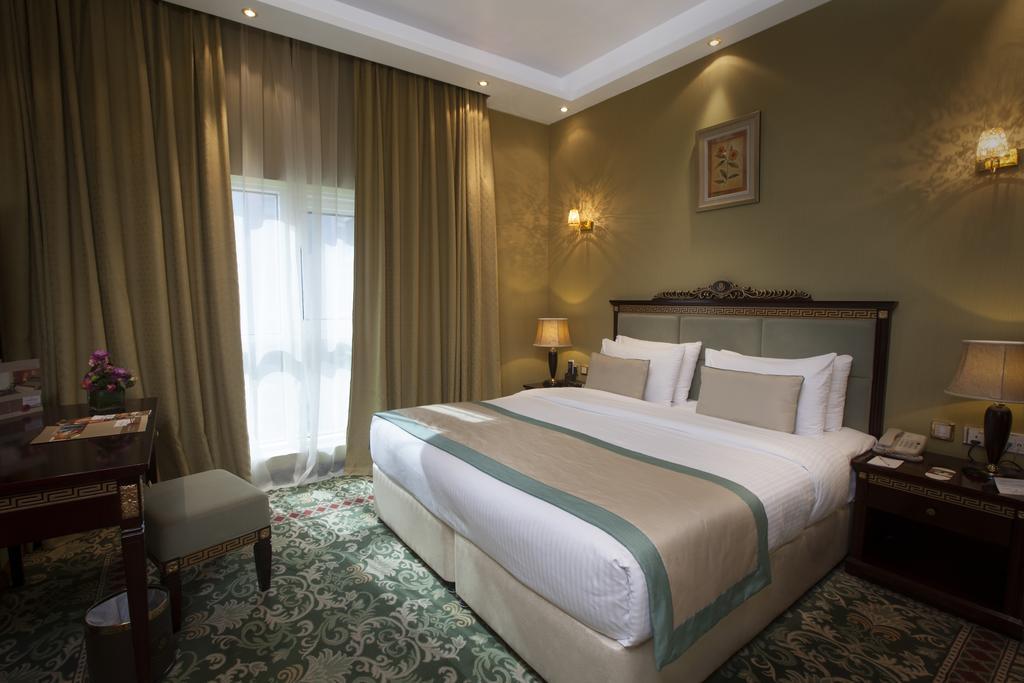 Отдых в отеле Golden Tulip Al Thanyah Дубай (город)