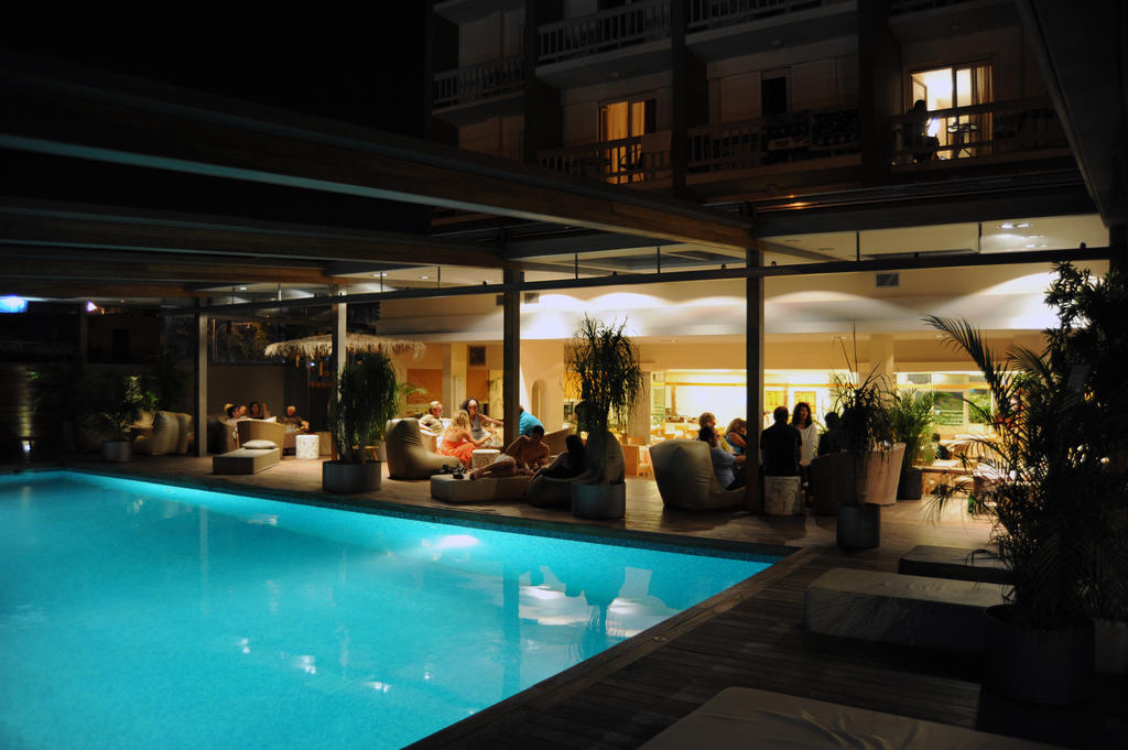 Bomo Club Palace Hotel, Афины