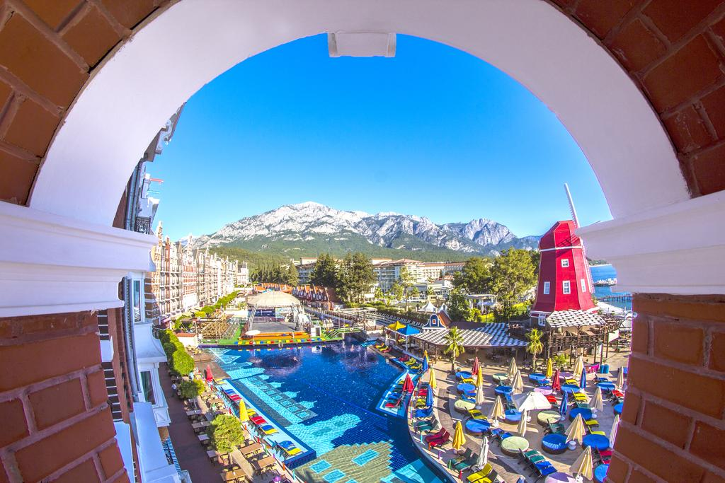 Туреччина Orange County Resort Hotel Kemer
