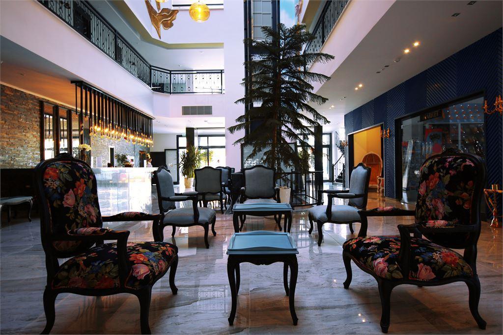 Відпочинок в готелі Sey Beach Hotel & Spa Аланья