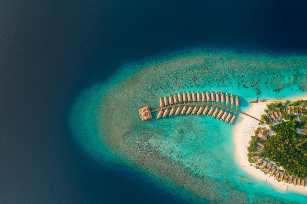 Відпочинок в готелі Kudafushi Resort & Spa