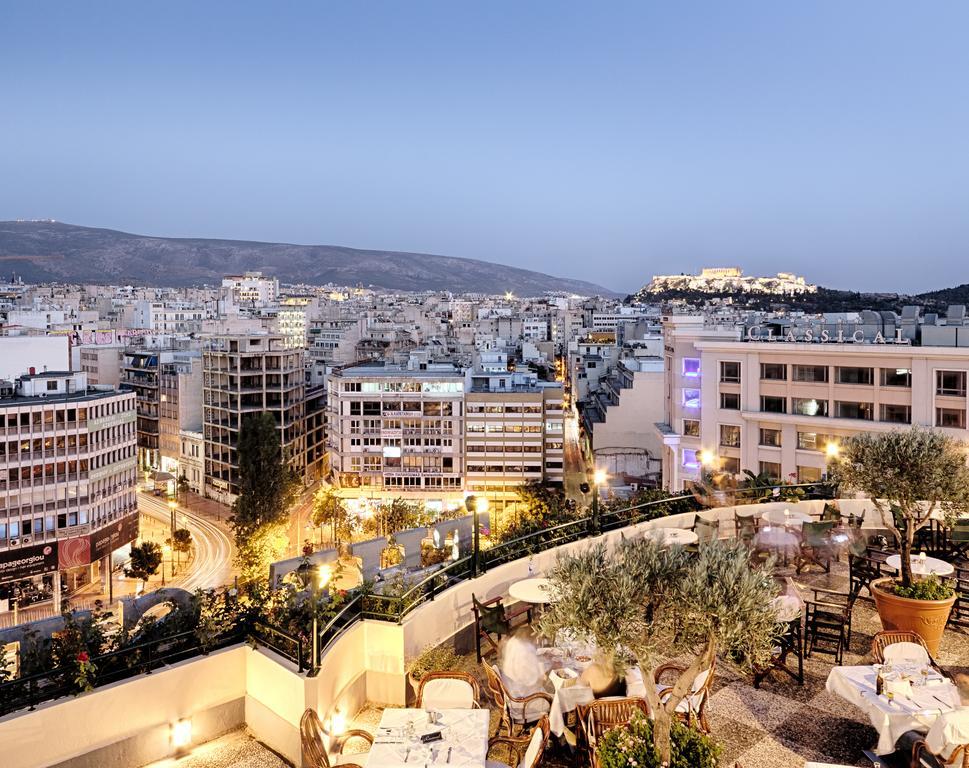 Туры в отель The Stanley Hotel Афины