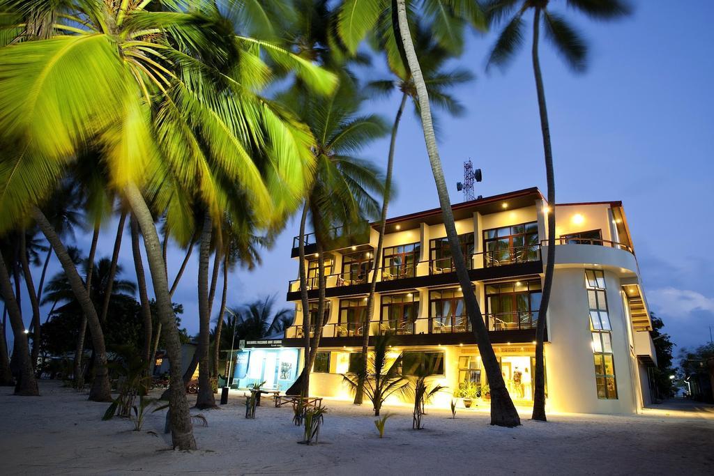 Kaani Beach Hotel, Каафу Атолл