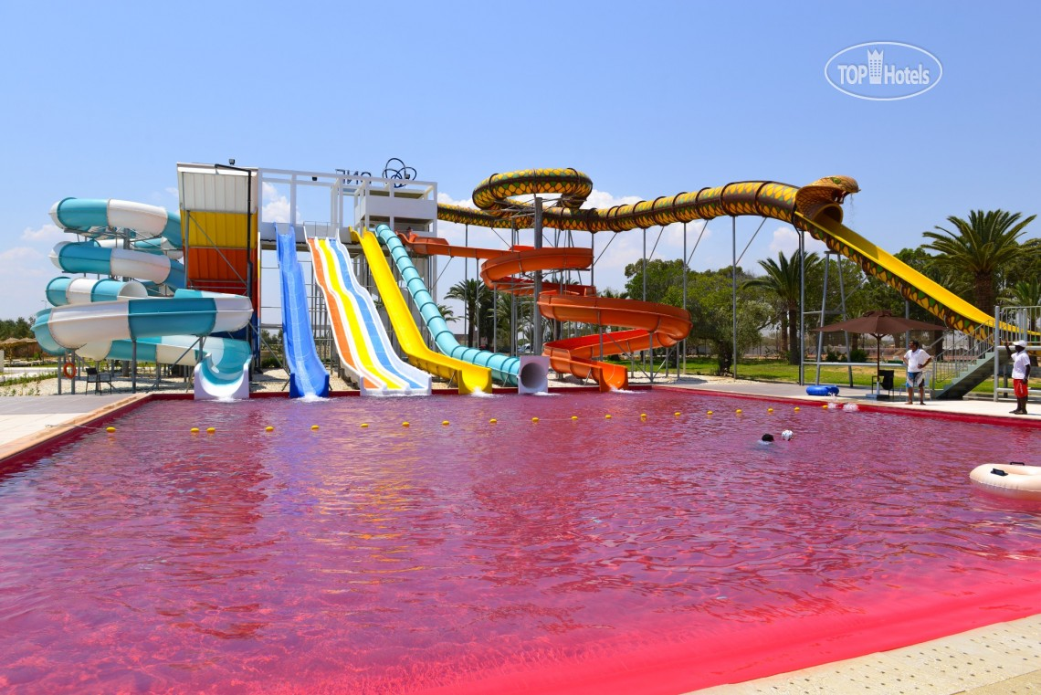 Отдых в отеле One Resort Aqua Park & Spa Монастир