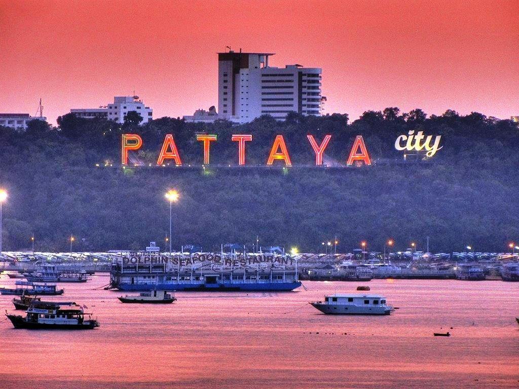 Red Planet Pattaya цена