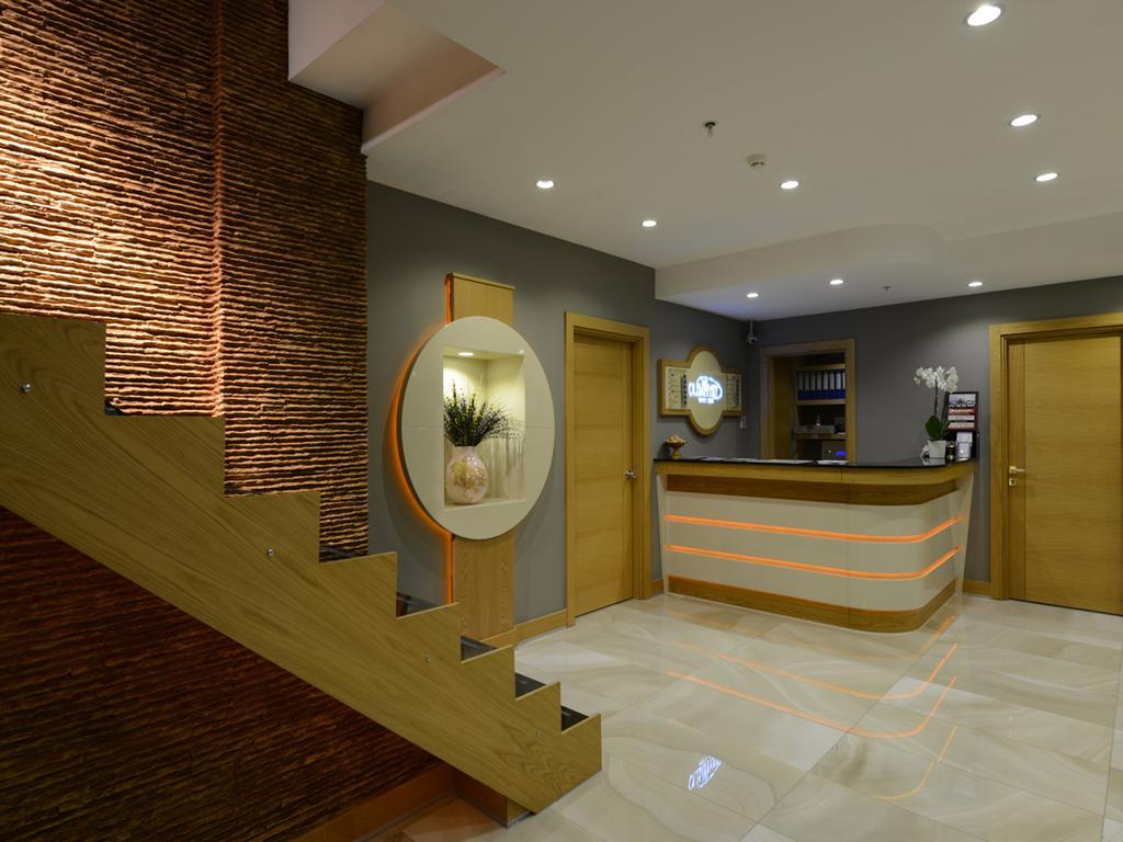 Отзывы гостей отеля Olimpiyat Hotel
