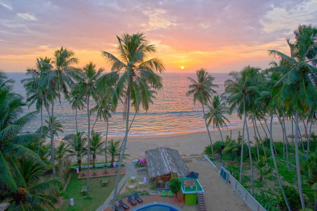 Hotel J Ambalangoda (ex. Juce Ambalangoda, Dream Beach Resort), Амбалангода