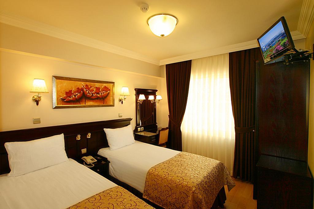 Отдых в отеле Gonen Hotel Laleli