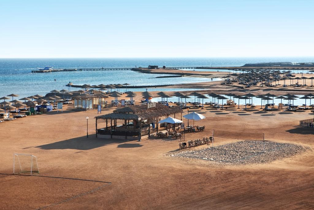Хургада Hilton Hurghada Long Beach Resort