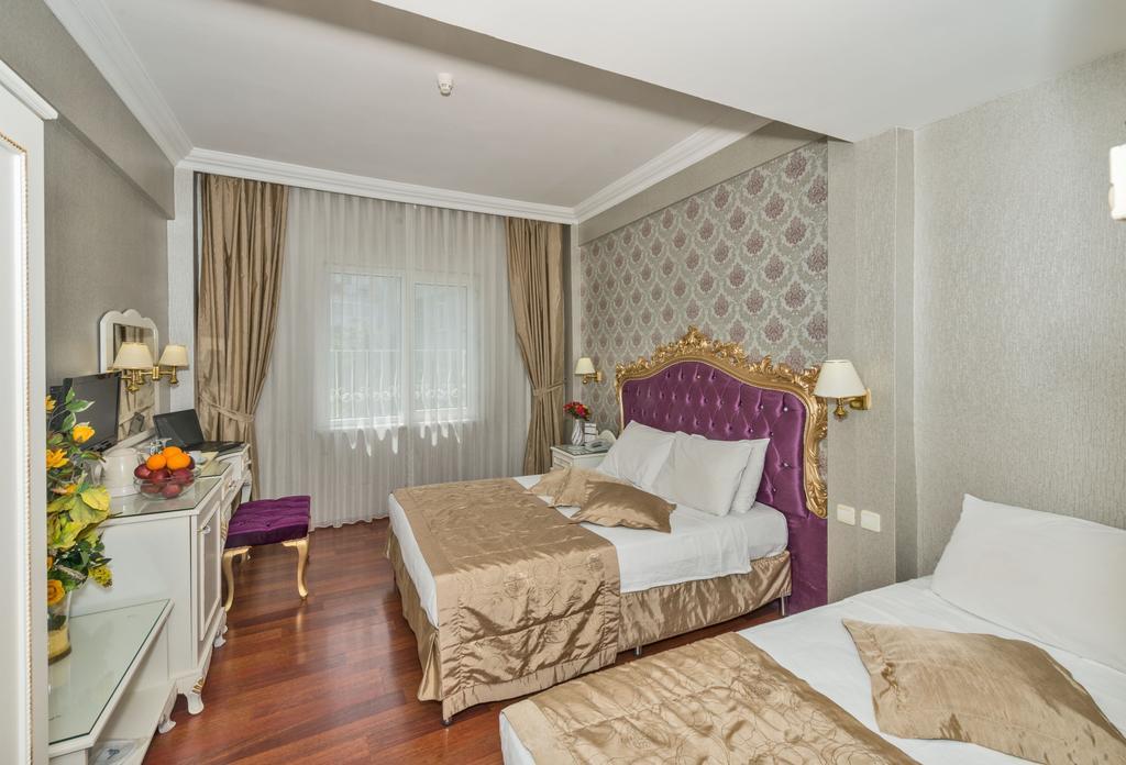 Santa Sophia Hotel, Стамбул