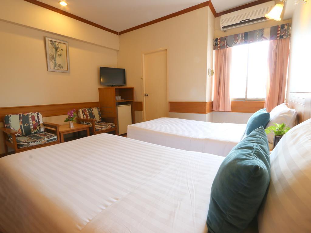 Отель, Таиланд, Паттайя, Mike Hotel