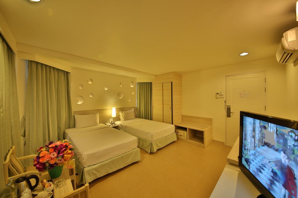 Туры в отель Sunshine Hotel & Residence