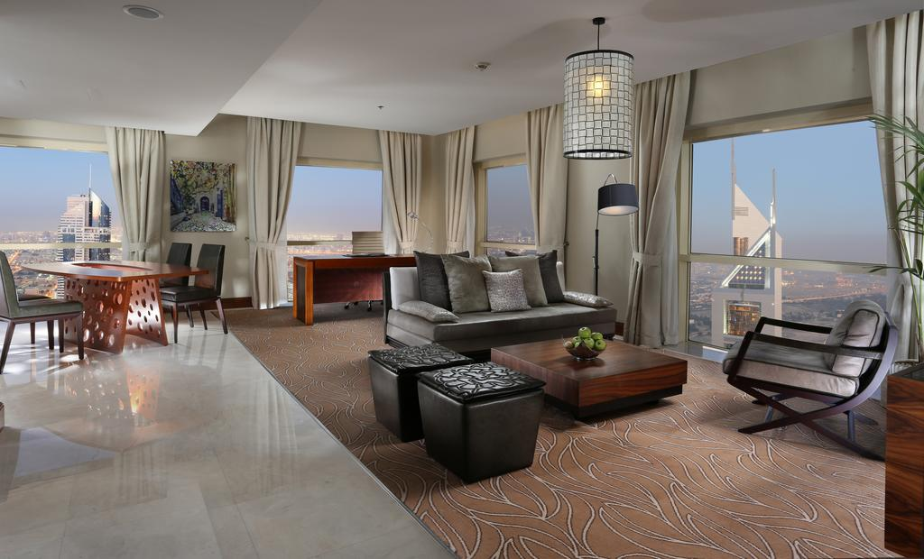 Millennium Plaza Hotel Dubai, Дубай (місто) ціни