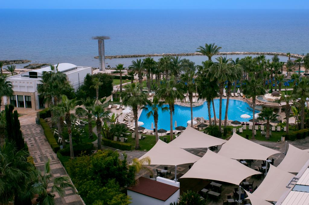 Пафос St.George Hotel Spa & Golf Beach Resort