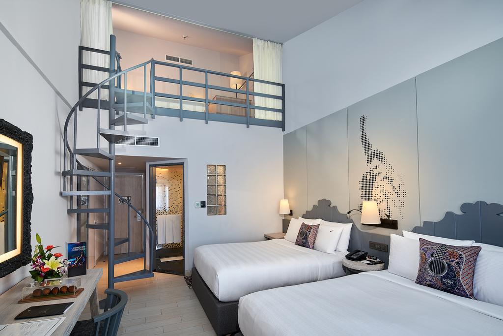 Отель, Hard Rock