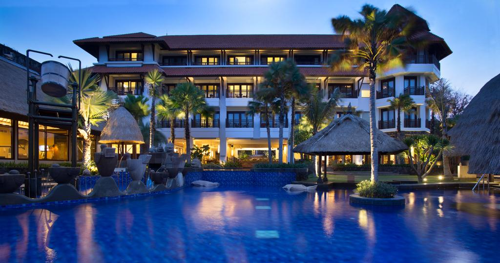Holiday Inn Resort Bali Benoa, Индонезия, Танжунг-Беноа, туры, фото и отзывы