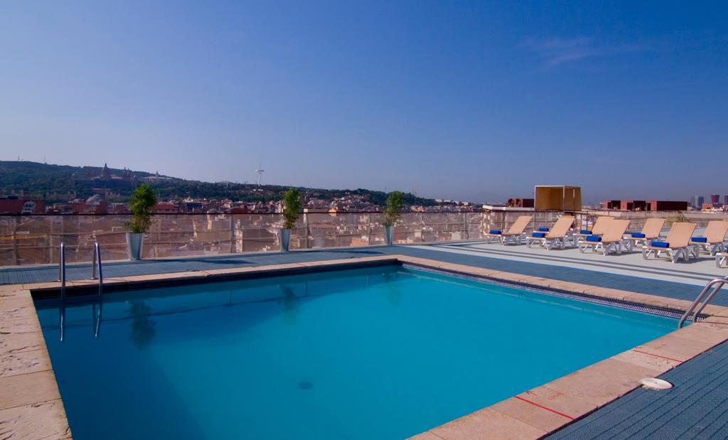 Отдых в отеле Expo Barcelona