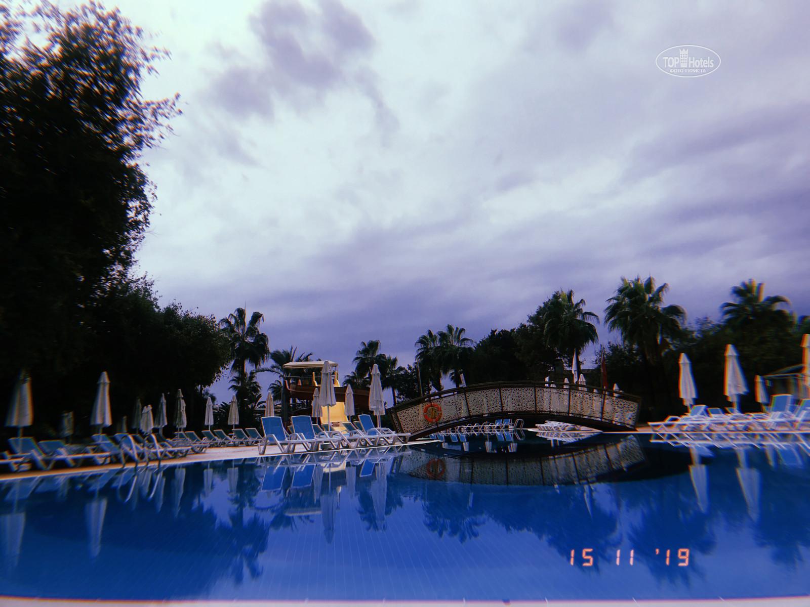 Palmeras Beach Hotel Туреччина ціни