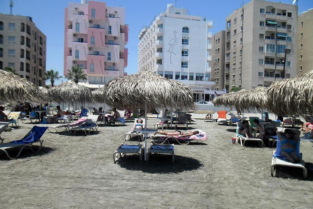 Flamingo Beach Hotel, Ларнака, фотографии туров