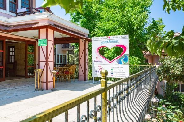 Club Pink Palace, Фетхіє, фотографії турів