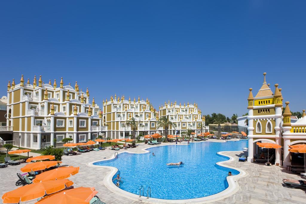Відпочинок в готелі Kamelya Selin Hotel (ex. Kamelya World Selin)