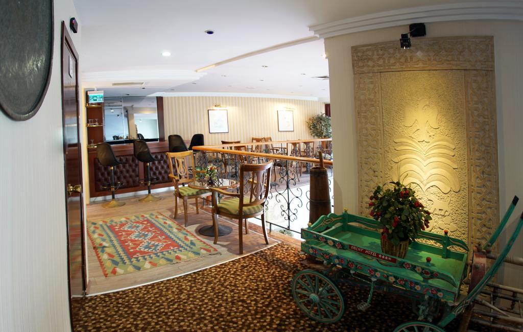 Горящие туры в отель Orient Mintur Hotel Стамбул Турция