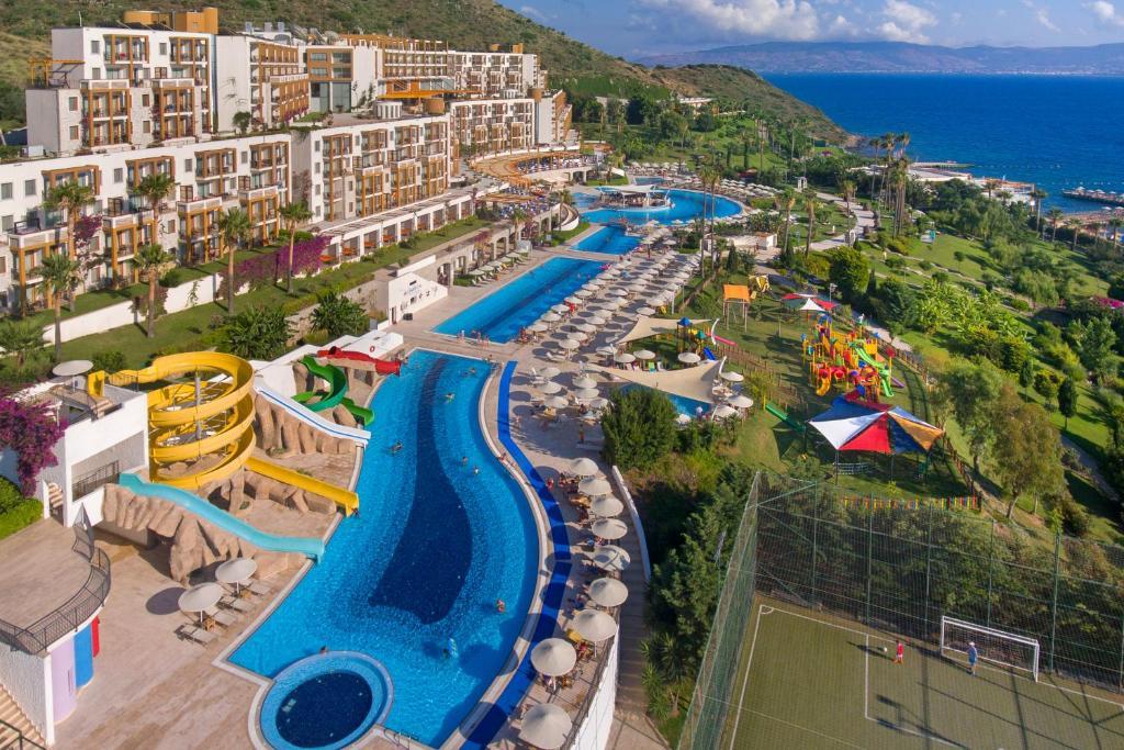Kefaluka Resort, Бодрум ціни
