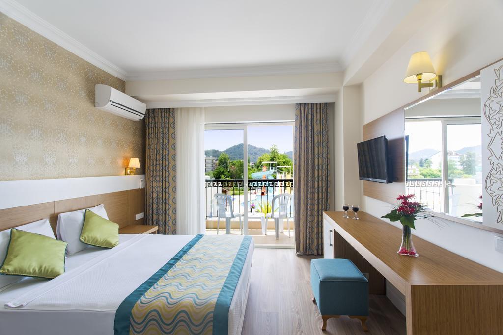 Відгуки гостей готелю Kemer Dream Hotel